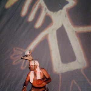 La danse du cerf - Ouverture du rite à Nezahualcoyotl