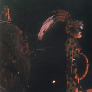 Le pouvoir du jaguar... Méditez ceci, aigle et jaguar, même si vous êtes de jade, d'or, vous irez aussi là-bas, avec les désincarnés. Nous devons disparaître, personne ne va rester. Nezahualcoyotl