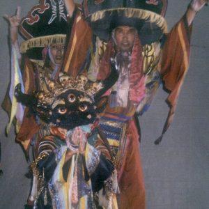 Ensemble TOUVA Inessei - Cérémonie Tantrique du Vajrayana