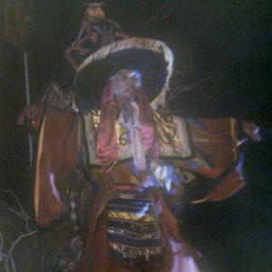 Inessei, ensemble Touva - Danse traditionnelle de rituel tantrique du Vajrayana (Voie de Diamant)