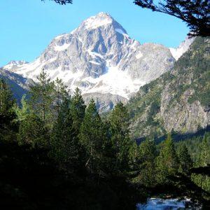 Val de Lutour et Estom Soubiran - Le matin dans la vallée...