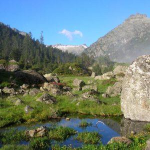 Vallée du Marcadau (1 620 m)