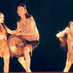Was et Yis du Yunnan -  Danse des longs cheveux