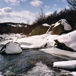 Le Tarn en amont du Gasbiel