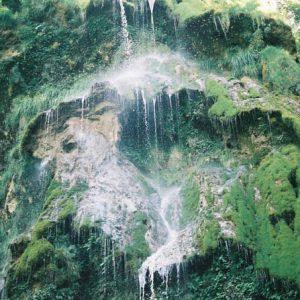 Cascades du Pounthil - À 510 m, près d'Esparros