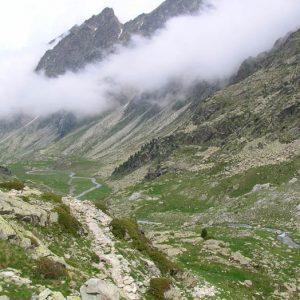 Vallée du gave des Oulettes de Gaube