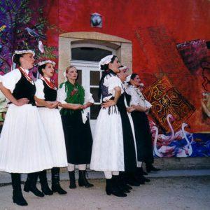 Zagreb-Markovac - Festival 2000 de Montignac, Dordogne (24)