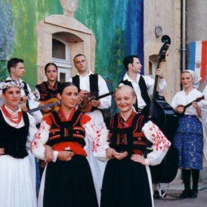 Zagreb-Markovac - Ensemble de Croatie