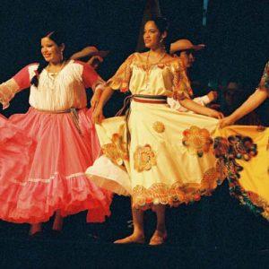 Danseuses de Paraguay Ete