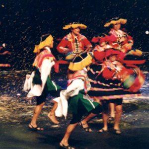 Jallmay - Danses précolombiennes de la région de Cuzco