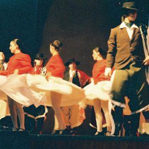Ballet Danza America - Cette troupe d'Uruguay est un spectacle rare... !
