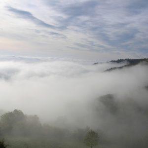 submersion de nuages (Montjaux -Aveyron)