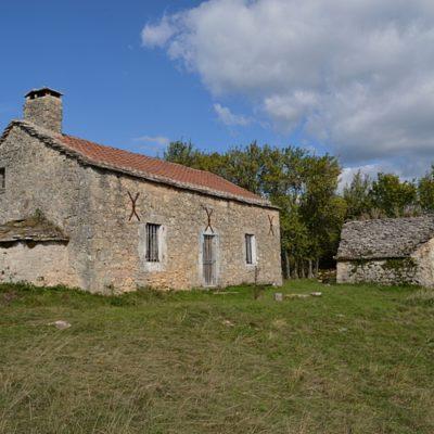 Mas Maury - Causse Noir (Aveyron)